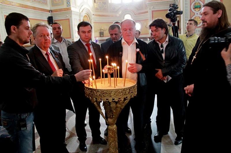 Кураев: первомай не для православных