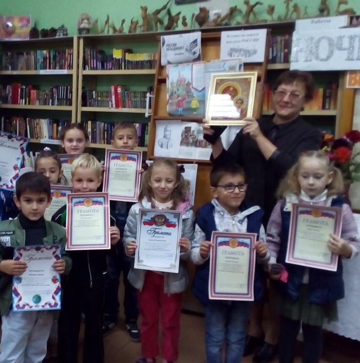ПРАЗДНИК КАЗАНСКОЙ ИКОНЫ БОЖИЕЙ МАТЕРИ В РЫБАЧЬЕВСКОЙ СЕЛЬСКОЙ БИБЛИОТЕКЕ