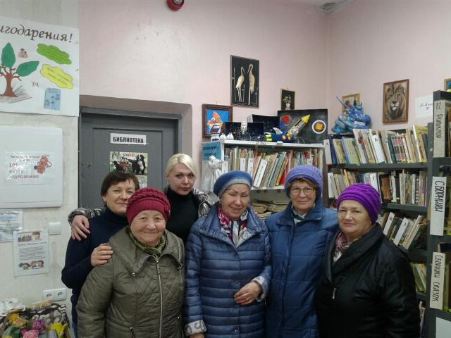 Дни православной культуры в Рыбачьевской сельской библиотеке