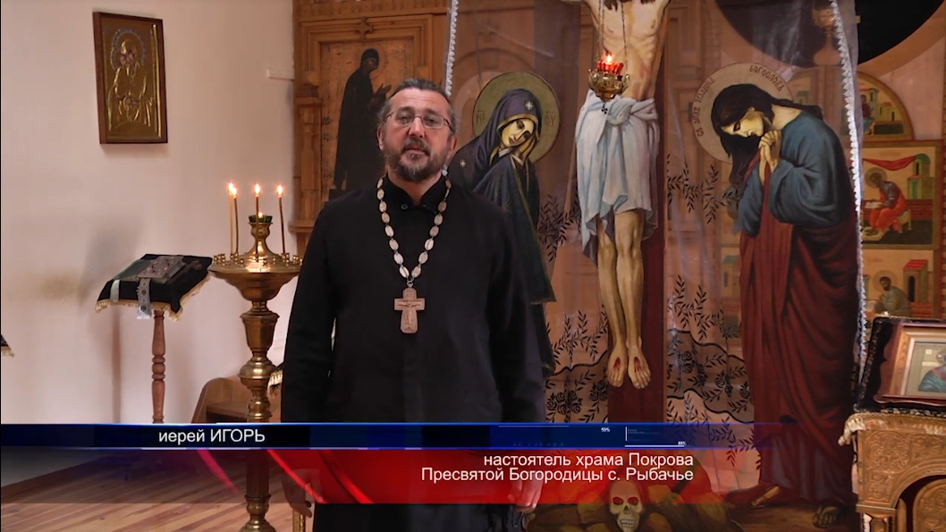 Новая православная передача на Алуштинском телеканале «БРТ»