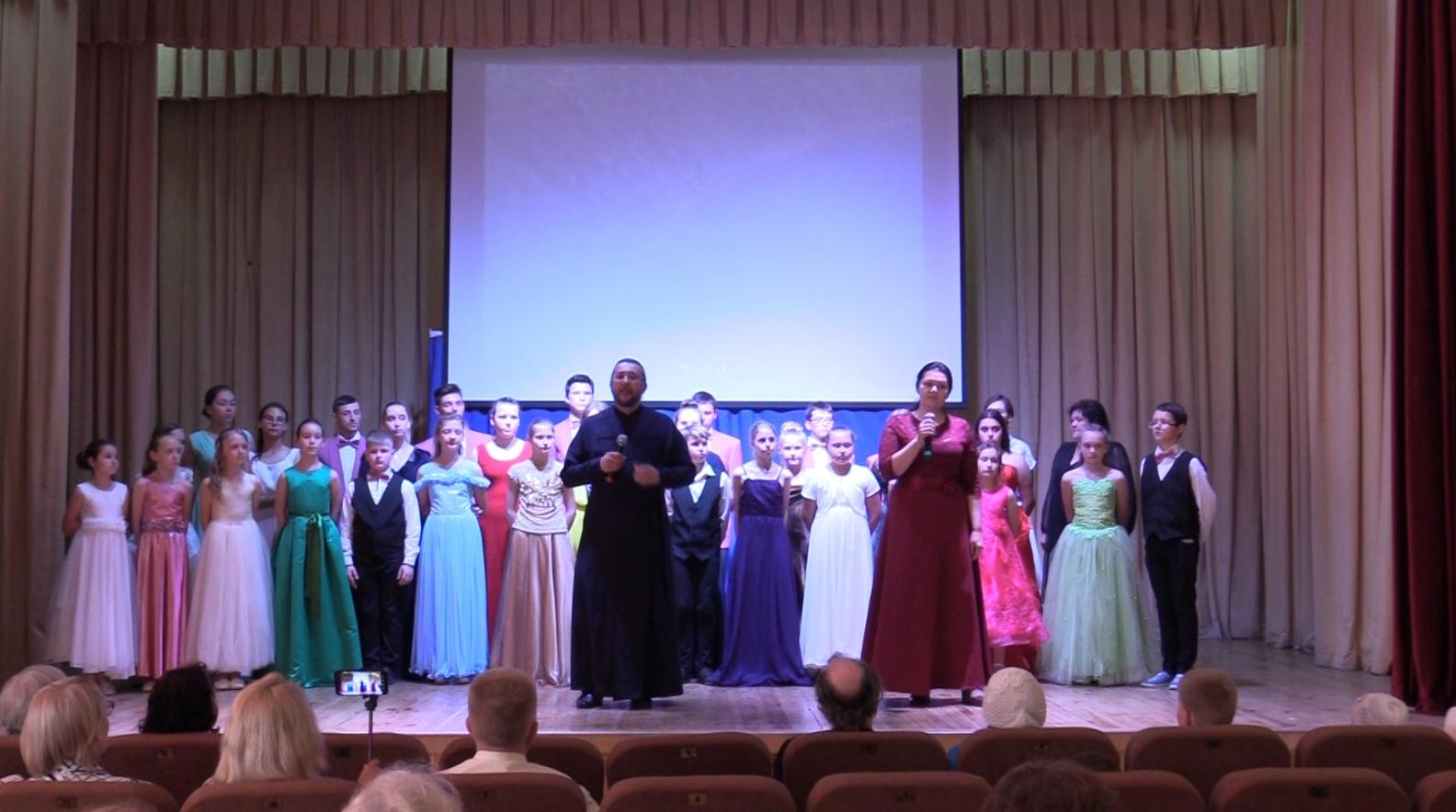 Концертная программа «Пасхальный перезвон» в Алуште