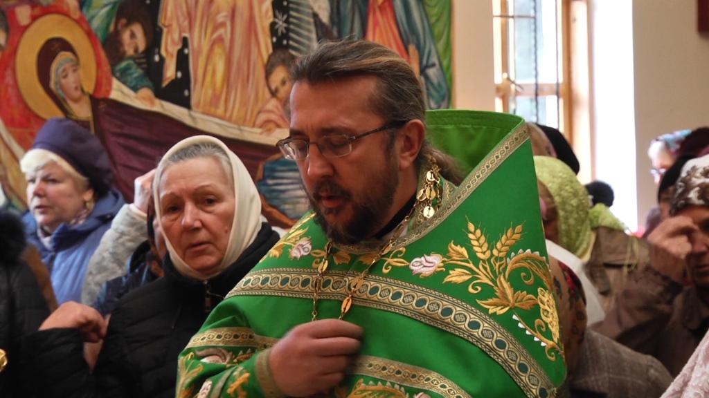 День памяти святой блаженной Ксении Петербургской в селе Рыбачье