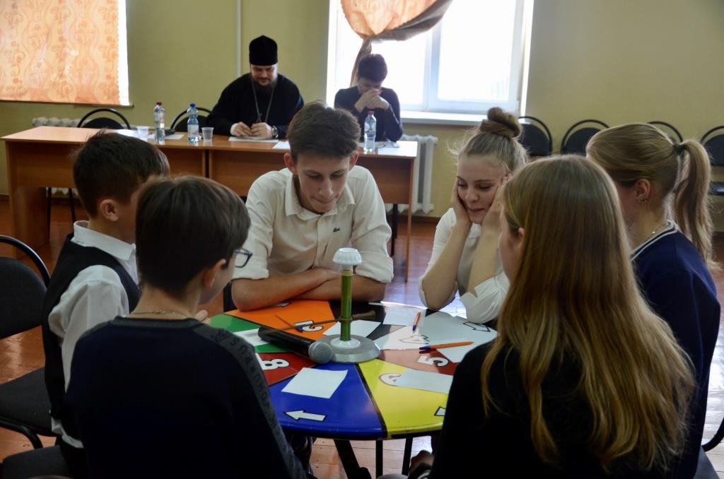 II зональный этап телевизионного конкурса знатоков православной культуры «Зерно истины» в г. Саки